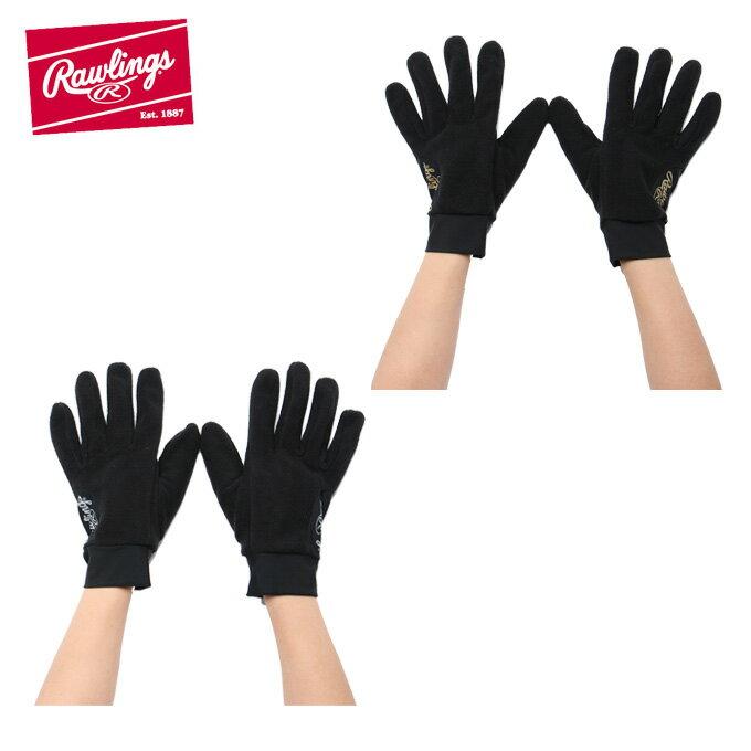 ローリングス Rawlings 野球 トレーニング手袋 メンズ フリースフィールドグローブ EAC7F02