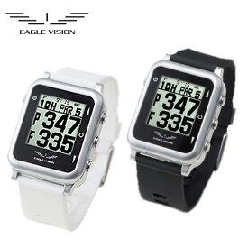 【ポイント10倍 7/26 9:59まで】 イーグルビジョン EAGLE VISION watch4 ウォッチ4 EV-717 GPS ゴルフナビ 腕時計型 ゴルフ 計測器