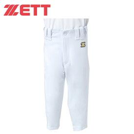 ゼット ZETT 野球 練習着 パンツ ジュニア 少年用メカパンショートタイプ BU2182CP