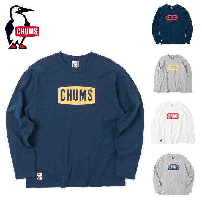 チャムス CHUMS Tシャツ 長袖 レディース ボートロゴ長袖Tシャツ CH11-1284