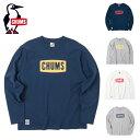 チャムス CHUMS Tシャツ 長袖 レディース Boat Logo L/S T-Shirt Women's ボートロゴ長袖Tシャツ トップス カットソー…