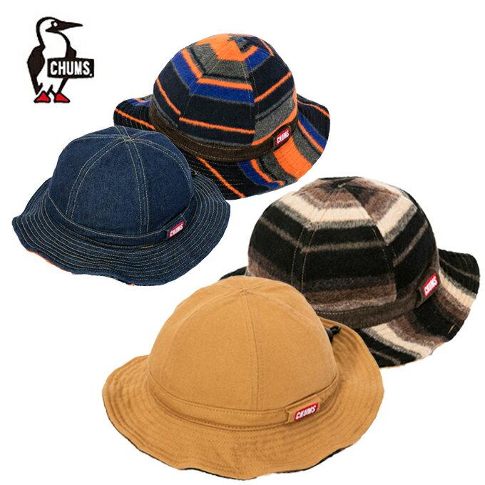 【7,000円以上でクーポン利用可能 10/19 20:00〜10/26 1:59】 チャムス CHUMS ハット メンズ レディース Storm Metro Hat ストームメトロハット 帽子 CH05-1101