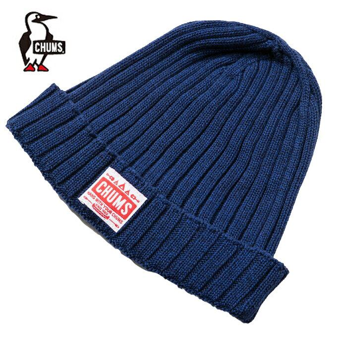 チャムス CHUMS ニット帽 メンズ レディース HWYC Cotton Watch HWYCコットンワッチ 帽子 CH05-1093