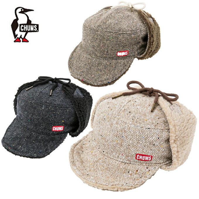 チャムス CHUMS キャップ Russian Nep Boa Cap ロシアンネップボアキャップ 帽子 CH05-1106