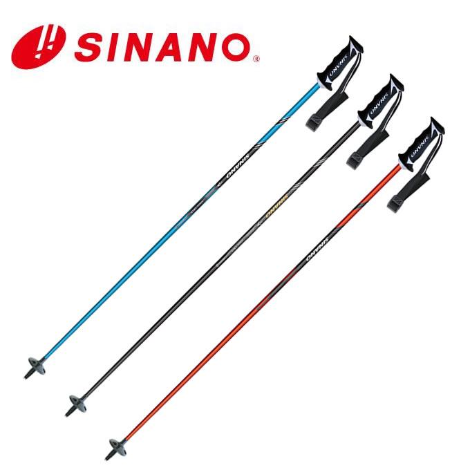 シナノ SINANO スキーストック メンズ レディース CX-ファルコン CX-FALCON