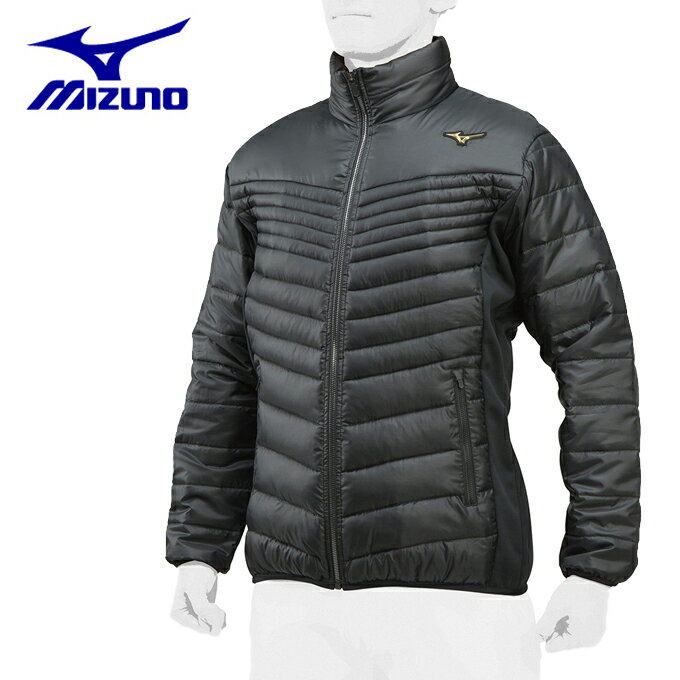 ミズノ MIZUNO 野球 トレーニングウェア メンズ レディース ミズノプロ テックフィルジャケット ユニセックス 12JE7G8409