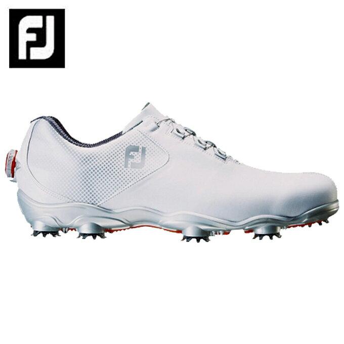 フットジョイ FootJoy ゴルフシューズ ソフトスパイク メンズ D.N.A. Boa 53330