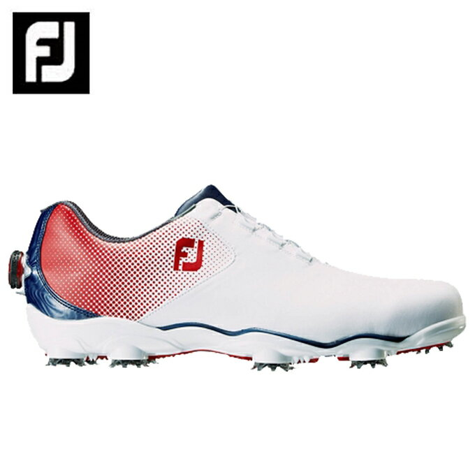 フットジョイ FootJoy ゴルフシューズ ソフトスパイク メンズ D.N.A. Boa 53331