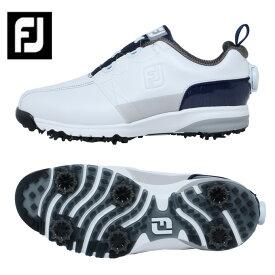 【エントリーで5倍 8/10〜8/11まで】 フットジョイ FootJoy ゴルフシューズ ソフトスパイク メンズ ULTRA FIT ウルトラ フィット 54141