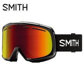 スミス スキー スノーボード ゴーグル メンズ レディース アジアンフィット Range Black レンジ ブラック 10250180 スキーゴーグル ボードゴーグル SMITH