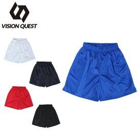 ビジョンクエスト VISION QUEST サッカーウェア ハーフパンツ ジュニア Jrプラクティスパンツ VQ540415H01