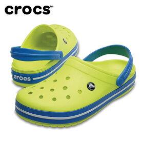 クロックス クロックバンド クロッグ メンズ レディース 11016 TGR/OCN crocs