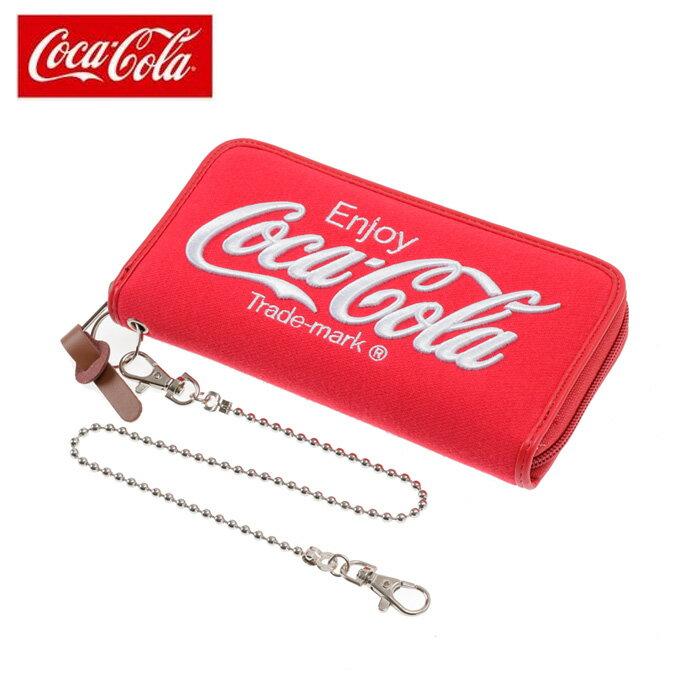 コカ コーラ COCA COLA 財布 スウェットウォレット COK-WLT01