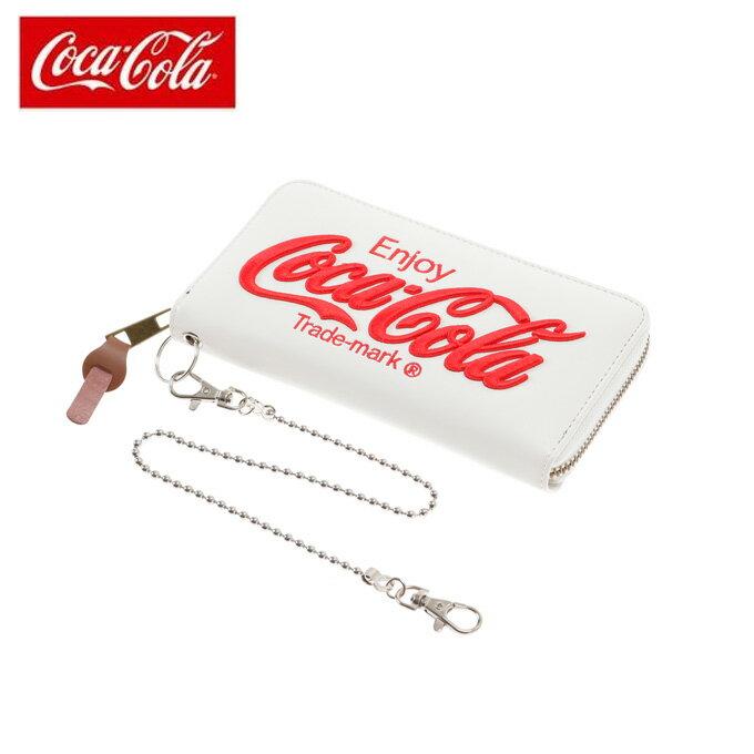 【5,000円以上でクーポン利用可 1/24 20:00〜1/28 1:59】 コカ コーラ COCA COLA 財布 ウォレット COK-WLT02