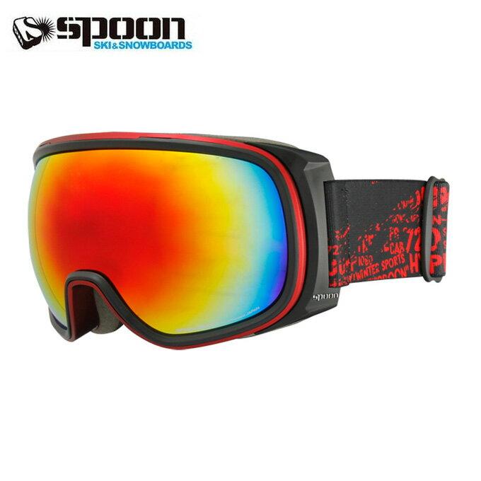 スプーン SPOON スキー・スノーボードゴーグル メンズ レディース グランド SMP-774-2 GRAND