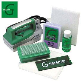 ガリウム ワックスセット アイロンセット ワクシングKit JB0008 チューンナップ用品 GALLIUM スキー スノーボード ワックス