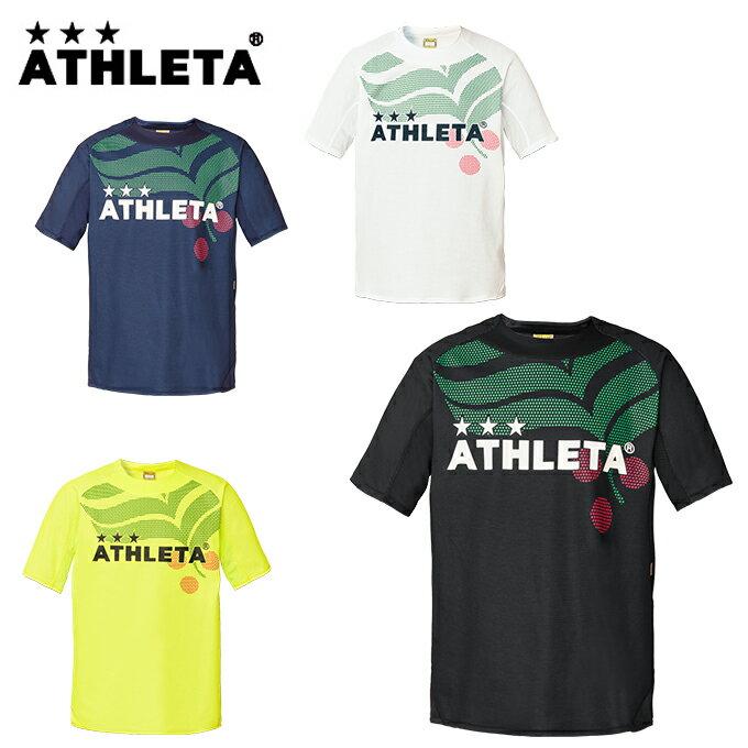 アスレタ ATHLETA サッカーウェア 半袖シャツ メンズ レディース カラープラクティスシャツ 02295