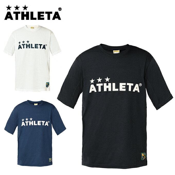 アスレタ ATHLETA サッカーウェア 半袖シャツ メンズ レディース メッシュTシャツ 03310