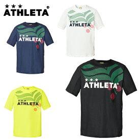 アスレタ ATHLETA サッカーウェア 半袖シャツ ジュニア カラープラクティスシャツ 02295J