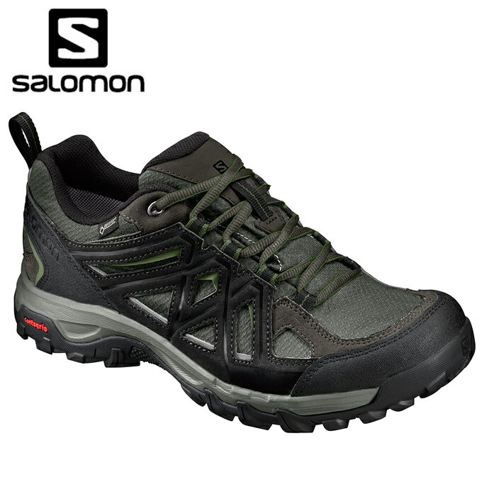 サロモン salomon トレッキングシューズ ゴアテックス ローカット メンズ EVASION 2 GTX L39358600