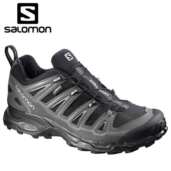 サロモン salomon トレッキングシューズ ゴアテックス ローカット メンズ X ULTRA 2 GTX L37982300