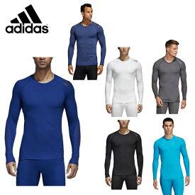 アディダス アンダーウェア 長袖 メンズ ALPHASKIN TEAM ロングスリーブTシャツ アルファスキン チーム EBR74 adidas