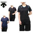 デサント DESCENTE バレーボールウェア 半袖シャツ レディース プラシャツ DOR-B8987