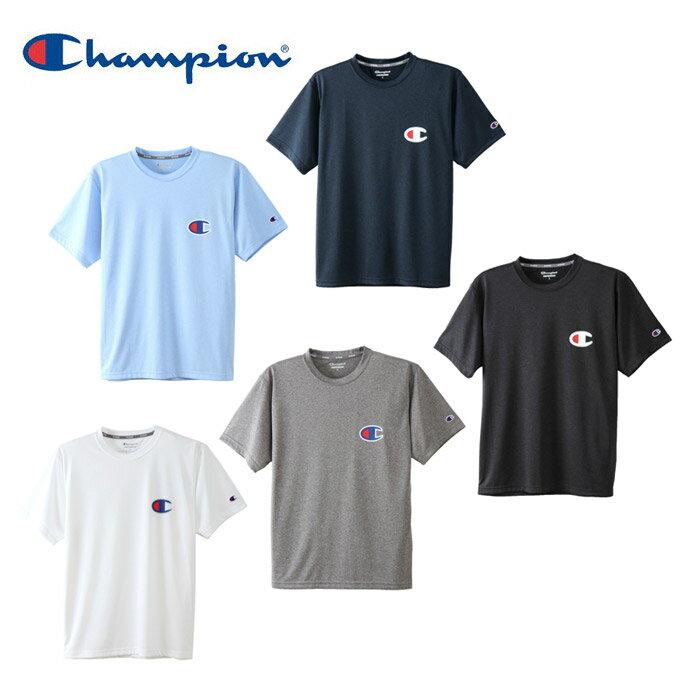 チャンピオン Champion Tシャツ 半袖 メンズ C VAPORTシャツ TRAINING C3-MS324