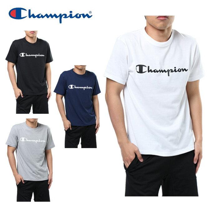 チャンピオン Champion スポーツウェア 半袖 メンズ C VAPOR COOL Tシャツ C3-KS324