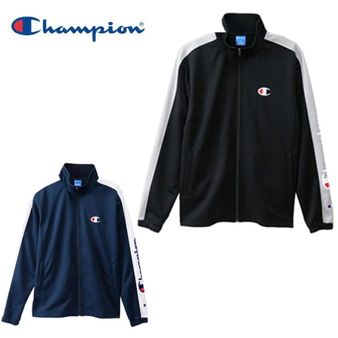 チャンピオン Champion トレーニングウェア メンズ ジップジャケット C3-MSE01