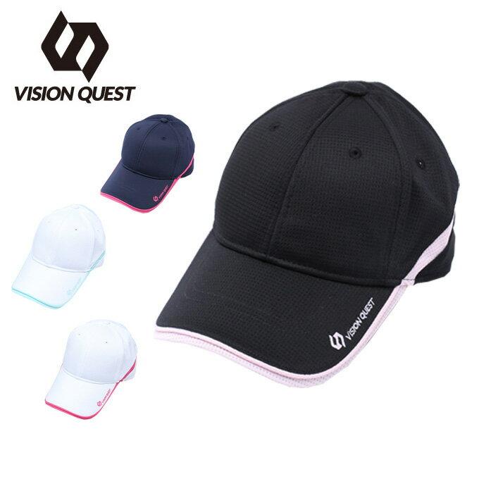 ビジョンクエスト VISION QUEST キャップ 帽子 レディース メッシュ VQ430101H08