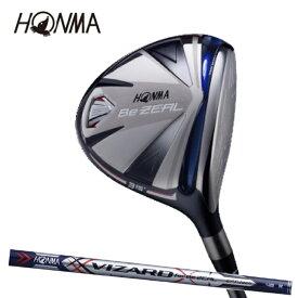 【クーポンで1000円引 6/1まで】 本間ゴルフ HONMA ゴルフクラブ メンズ フェアウェイウッド Be ZEAL 535