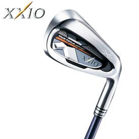 ゼクシオ XXIO ゴルフクラブ メンズ アイアンセット 5本組 ゼクシオ テン XXIO10 N.S.PRO 870GH DST スチールシャフト