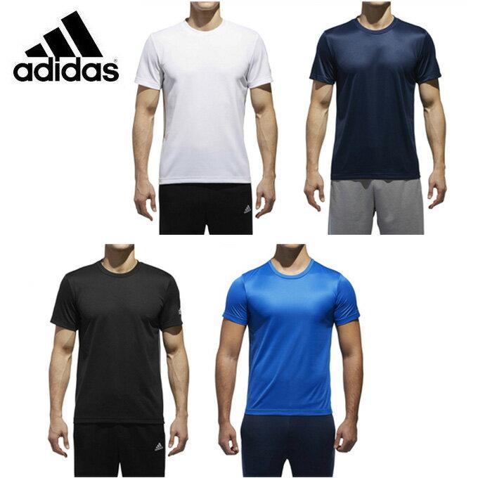 アディダス スポーツウェア半袖 メンズ ESSENTIALS Badge of Sport ベーシック Tシャツ ETZ85 adidas