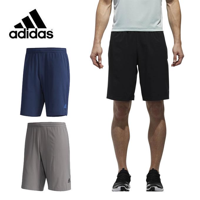 アディダス adidas ハーフパンツ メンズ D2M ウーブンショーツ EUC93