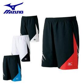 ミズノ テニスウェア バドミントンウェア ハーフパンツ メンズ レディース ゲームパンツ 62JB6001 MIZUNO