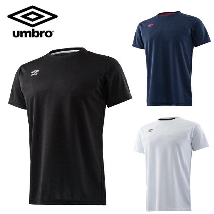 アンブロ UMBRO スポーツウェア 半袖 メンズ ワンポイント機能Tシャツ UMULJA65