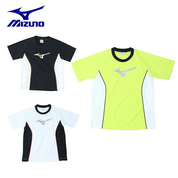 ミズノ Tシャツ 半袖 ジュニア 機能Tシャツ 32JA8449 MIZUNO