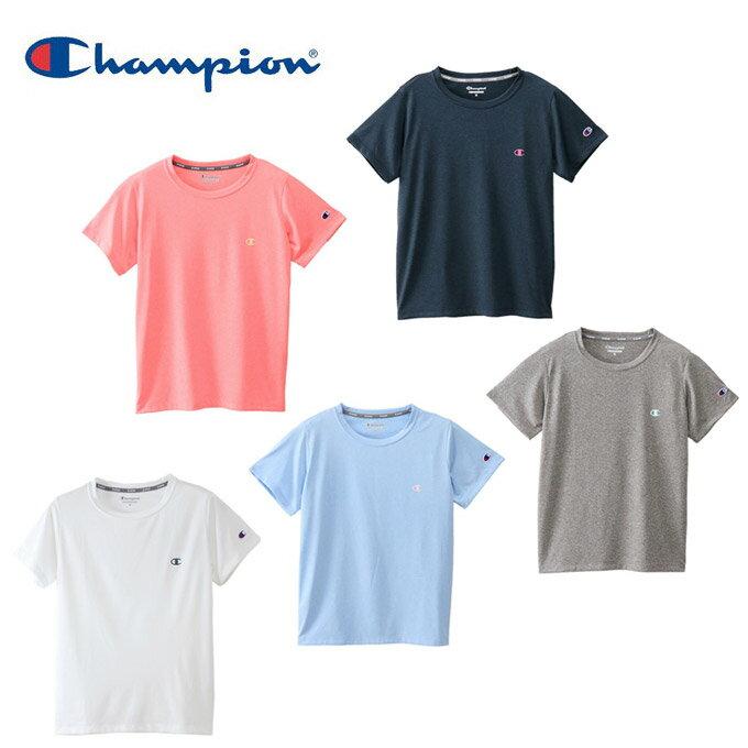 チャンピオン Champion Tシャツ 半袖 レディース ウィメンズ C VAPOR Tシャツ 18SS CW-MS318