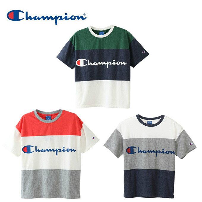 チャンピオン Champion Tシャツ 半袖 レディース ウィメンズ Tシャツ18SS CW-MS326
