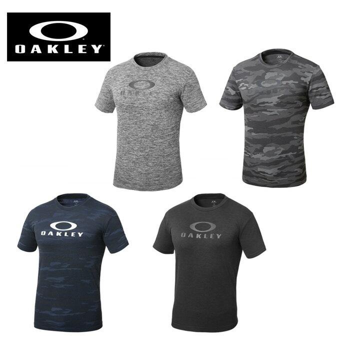 オークリー 機能Tシャツ 半袖 メンズ Oフィットバークティー 3RD-G SS O-FIT O BARK TEE 1.0 457163JP OAKLEY