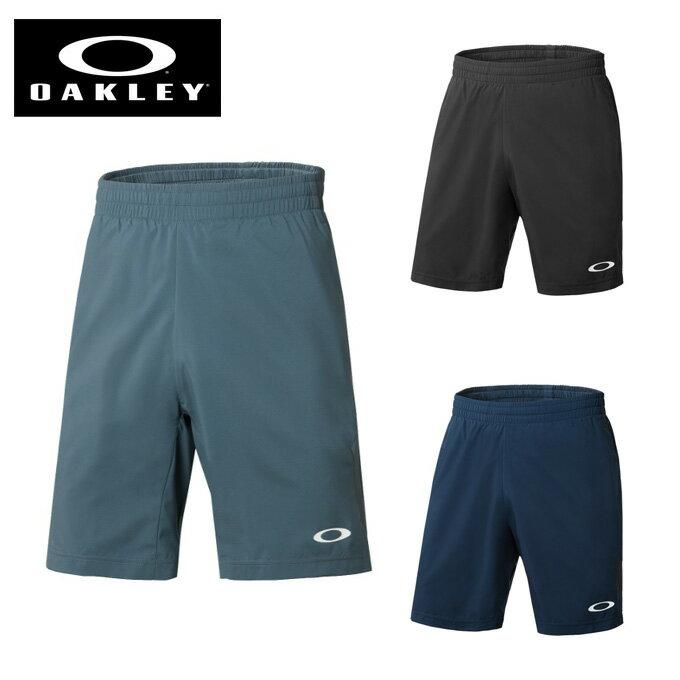 オークリー ハーフパンツ メンズ エンハンステクニカルショートパンツ ENHANCE TECHNICAL SHORT PANTS.18.02 442446JP OAKLEY