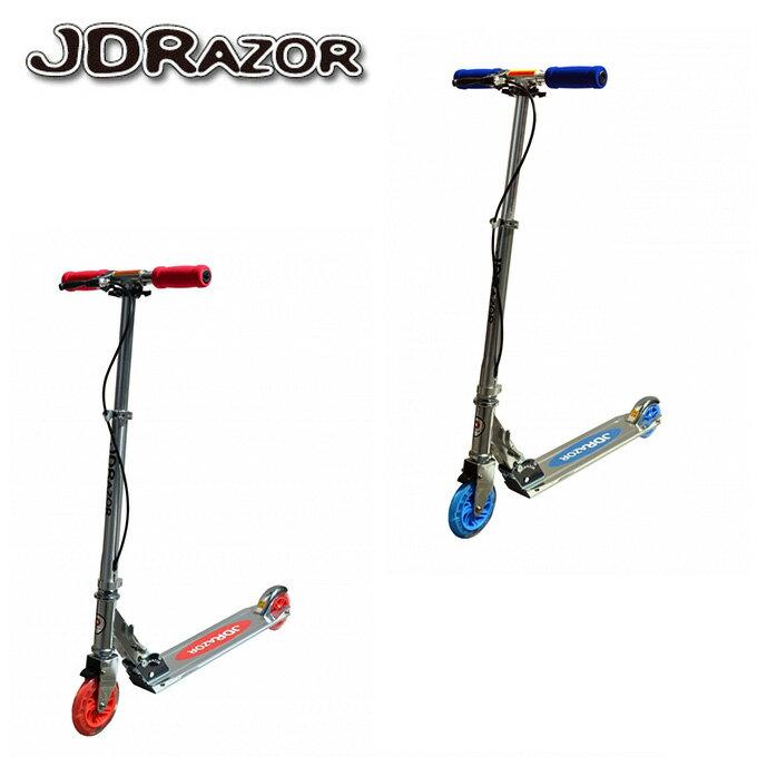 【店頭受取不可商品】 JD RAZOR キックスケーター JD RAZOR MS-105RB