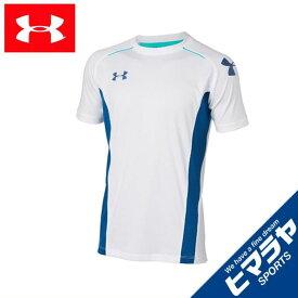 アンダーアーマー サッカーウェア 半袖シャツ ジュニア チャレンジャートレインTシャツ 1317119-100 UNDER ARMOUR
