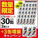 ブリヂストン BRIDGESTONE 硬式テニスボール XT8 増量BOX 2球×1箱 30缶+3缶増量=33缶/66球 BBA2XA