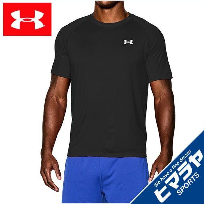 アンダーアーマー Tシャツ 半袖 メンズ テックTシャツ トレーニング Tシャツ MEN 1228539-001 UNDER ARMOUR