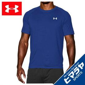 アンダーアーマー Tシャツ 半袖 メンズ テックTシャツ トレーニング Tシャツ MEN 1228539-400 UNDER ARMOUR