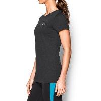 アンダーアーマーUNDERARMOURTシャツ半袖レディーステックTシャツ1277207-090