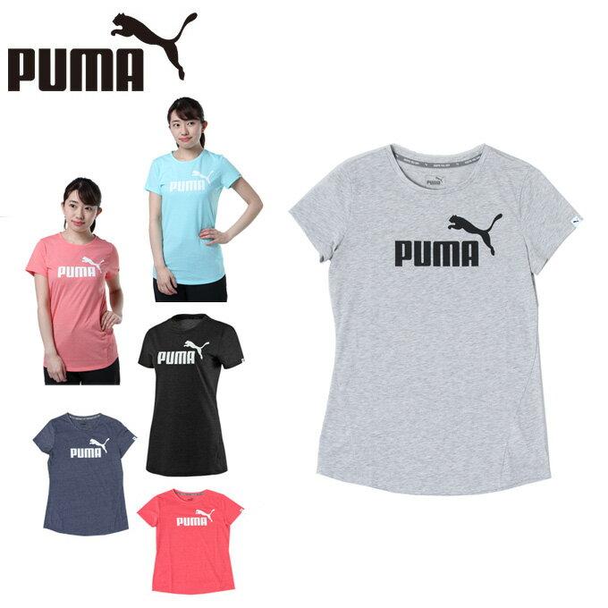 プーマ PUMA Tシャツ 半袖 レディース ドライTシャツ 592992