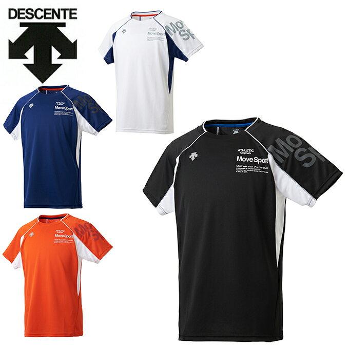 デサント DESCENTE スポーツウェア 半袖 メンズ 機能Tシャツ DMMLJA50